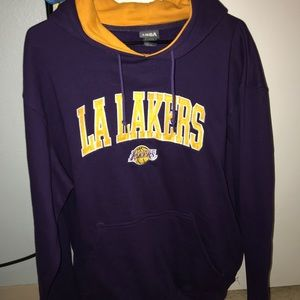 Men's NBA Los Angeles Lakers sweatshirt